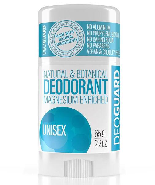 Obrázek Tuhý přírodní deodorant Unisex 65 g DEOGUARD