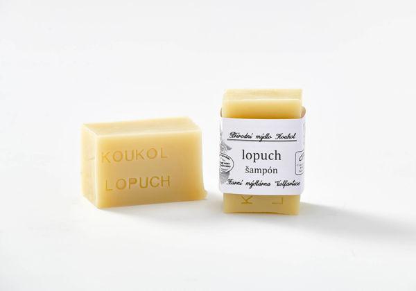 Obrázek Šampon lopuch 70 g KOUKOL